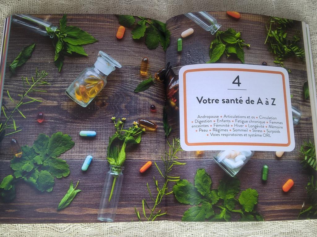 Je m'initie à la naturopathie : le livre