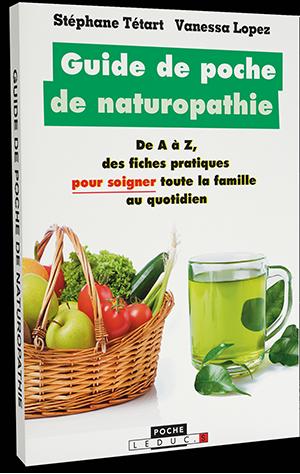 Livre guide poche naturopathie vanessa lopez stephane tetard 300px