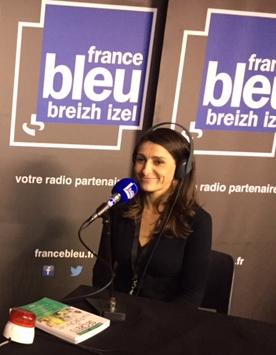 vanessa lopez naturopathe interview Radio france bleue